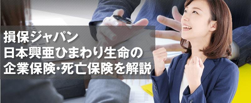 損保ジャパン生命の詳細