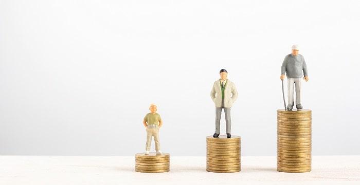 法人保険で退職金を準備