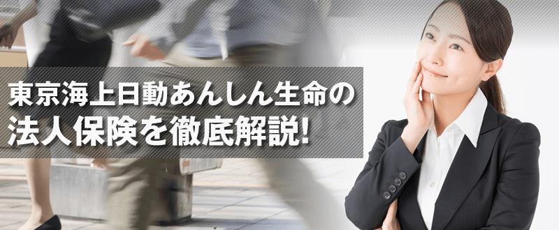 東京海上日動あんしん生命の全損保険
