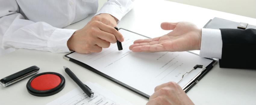 法人登記申請の注意点